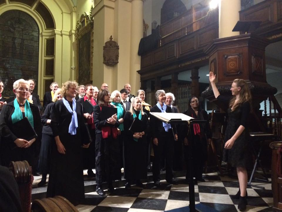 London Concord Singers & Jessica Norton
